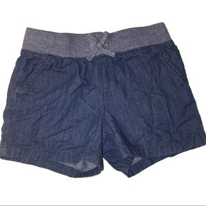 The Children's Place Jean Shorts Stretchy Waist